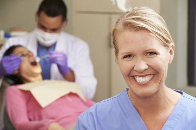 Dental Worker