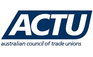 Australian Council of Trade Unions Logo