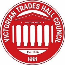 Victorian Trades Hall Council Logo