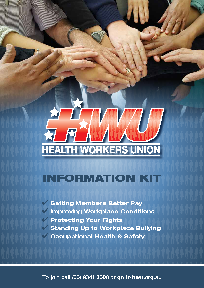 HWU Info Kit Front Cover Regular Size