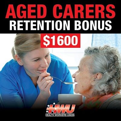 Aged Care Bonus