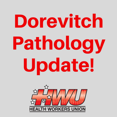Dorevitch Update