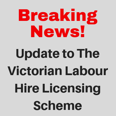 Labour Hire Update