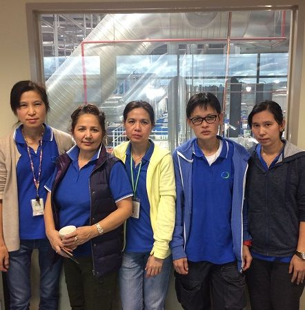 More than 120 Cabrini Linen Employees lose their jobs