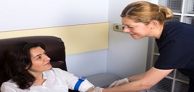 Pathology & Red Cross Blood Service