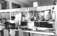 Hospital Employees Federation - Receptionist historical photo