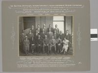 Hospital employees federation historical photo