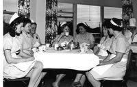 Nurses historical photo